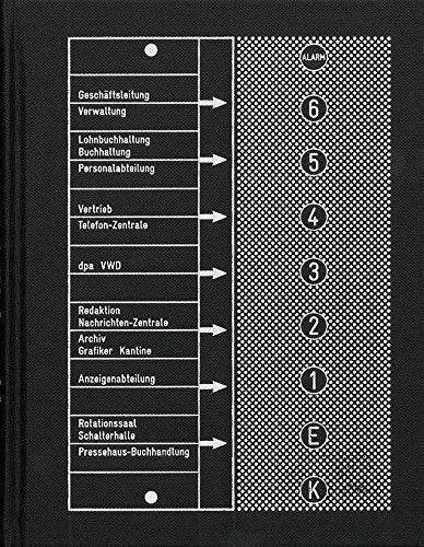 Menschen im Fahrstuhl / People in the Elevator: 5 Stunden und 35 Minuten mit der Kamera im Fahrstuhl eines Verlagshauses, 20. November 1969, 10.35 –12.30, 13.30 – 17.10 Uhr