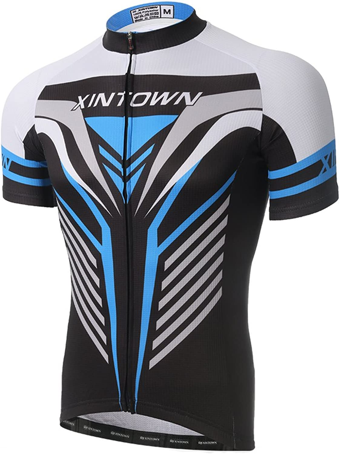Nawing Bicycle Bike Clothing Unisex Quick Dry Women Cycling Jersey Shirts for Men