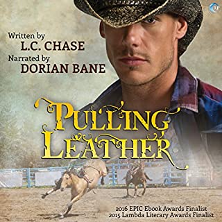 Pulling Leather audiobook cover art