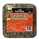Antler King Apple Flavored Grainiac Block for Deer | 20...