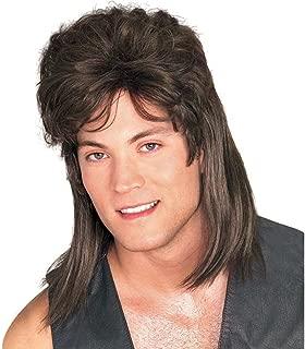 Rubie's Brown Mullet Wig