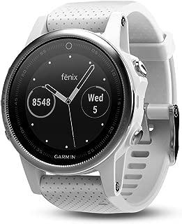 GARMIN(ガーミン) Fenix 5S (フェニックス 5S ) Carrara White Band 42mm [並行輸入品]