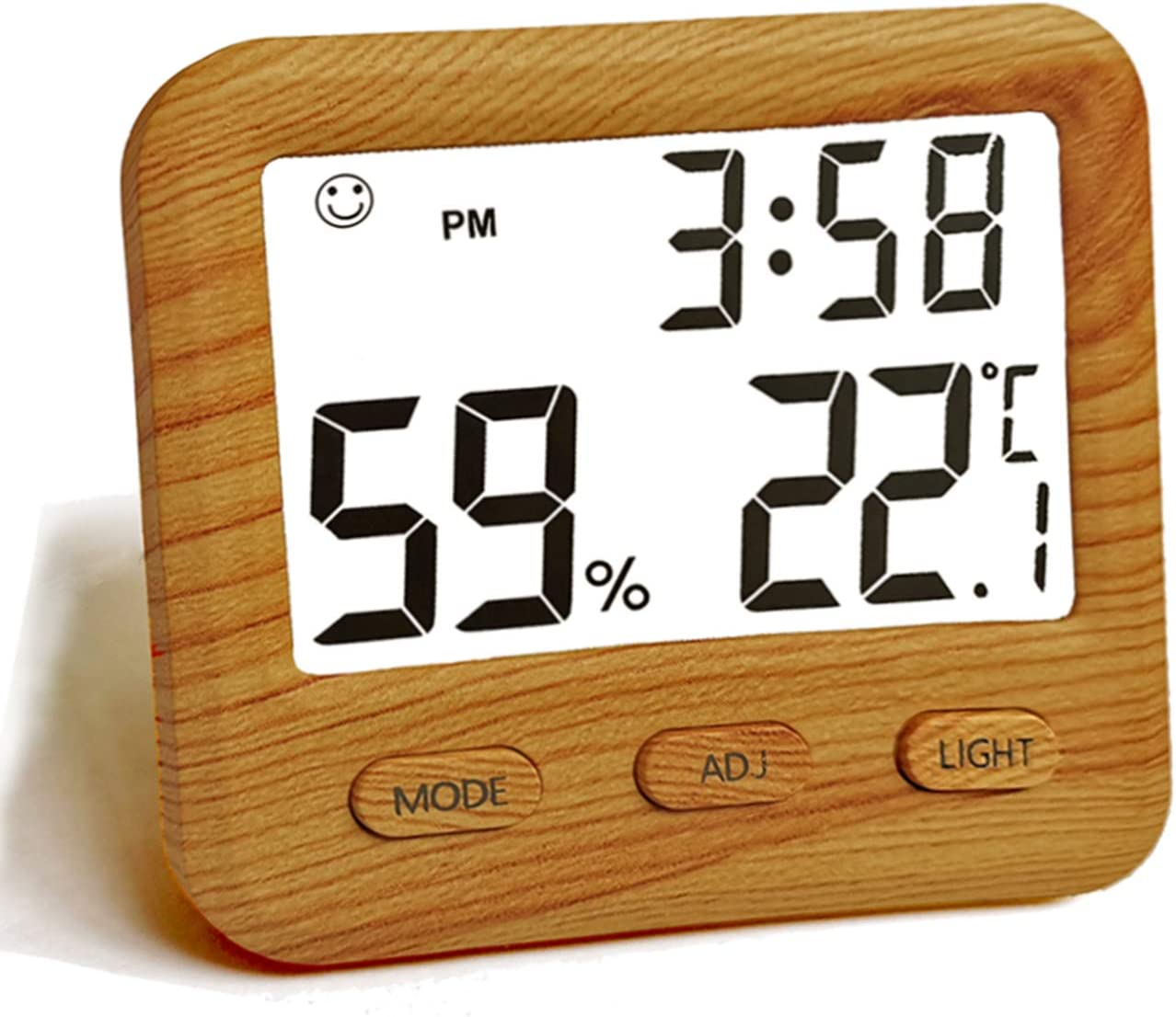 Digital Hygrometer Indoor Memphis Mall Thermometer Humidity Gaug Temperature Shipping included