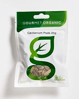 Gourmet Organic Herbs Cardamom Pods, 25 g