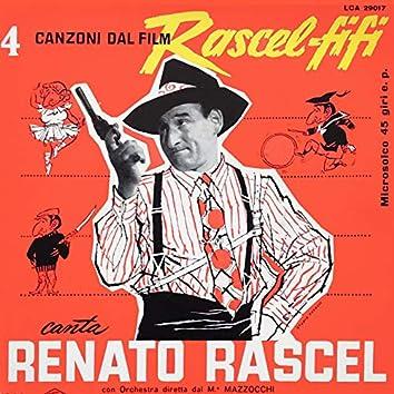 """Canzoni Del Film """"Rascel Fifi"""" (1956)"""