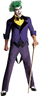 Rubie's Men's Dc Super Villains Adult Joker Costume