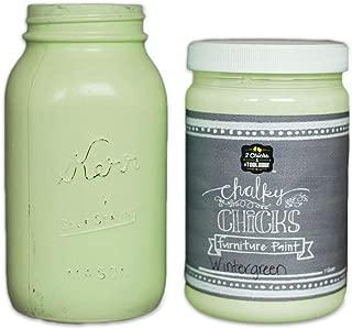 Best light green chalk paint Reviews