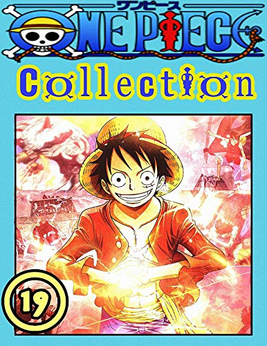 OnePie: Piece Collection - Book 19 Includes Vol 55 - 56 - 57 Full Color Great Shounen Manga One For Young & Teens , Adults, Pirates Adventure Fan (English Edition)