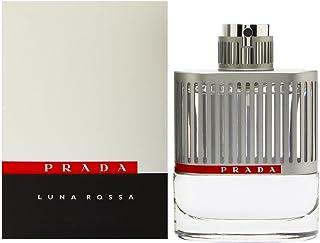 Prada Luna Rossa Eau de Toilette Spray for Men, 100ml, 3.4 Ounce (23228)