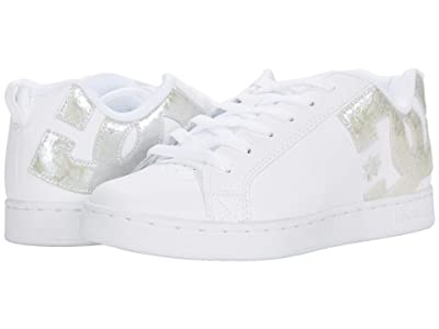 DC Court Graffik W (White/Silver Stars) Women