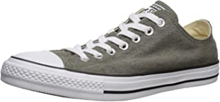 Converse Unisex-Adult 164289F Converse Unisex Chuck Taylor All Star Washed Canvas Low Top