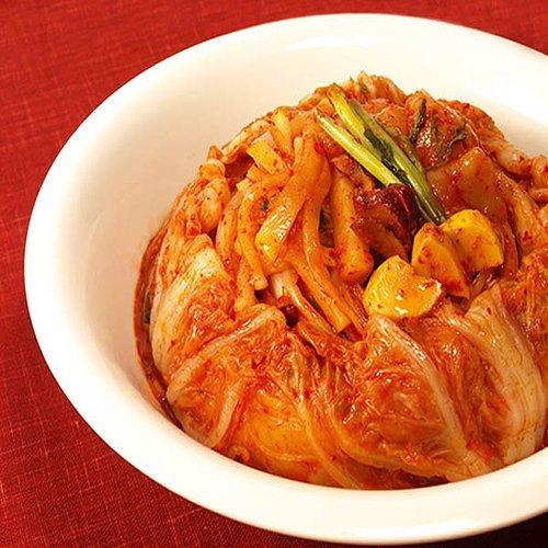 キムチランド謹製ポッサムキムチ牡蠣入り1kg