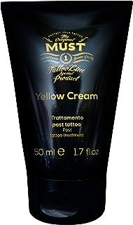 MUST - Crema Curativa Hidratante Calmante Para El Cuidado Del Tatuaje Acelerador Curación Sin Costras Reductor Irritación ...