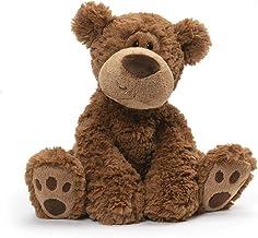 "GUND Grahm Teddy Bear Plush Stuffed Animal, Brown, 12"""