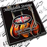 Adagio 3 SETS Professional Mandolin Strings - Bronze Wound
