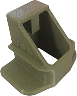 Ruger Security 9 / SR9 and Smith & Wesson M&P M2.0 9mm Double-Stack Magazine Loader - Military Green
