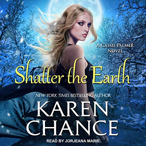 Shatter the Earth audiobook cover art
