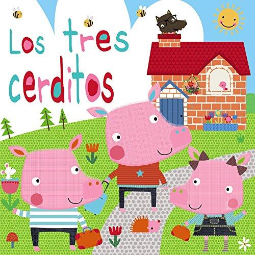 Los tres cerditos (Castellano - A Partir De 3 Años - Manipulativos (Libros Para Tocar, Jugar Y Pintar), Pop-Ups - Otros...