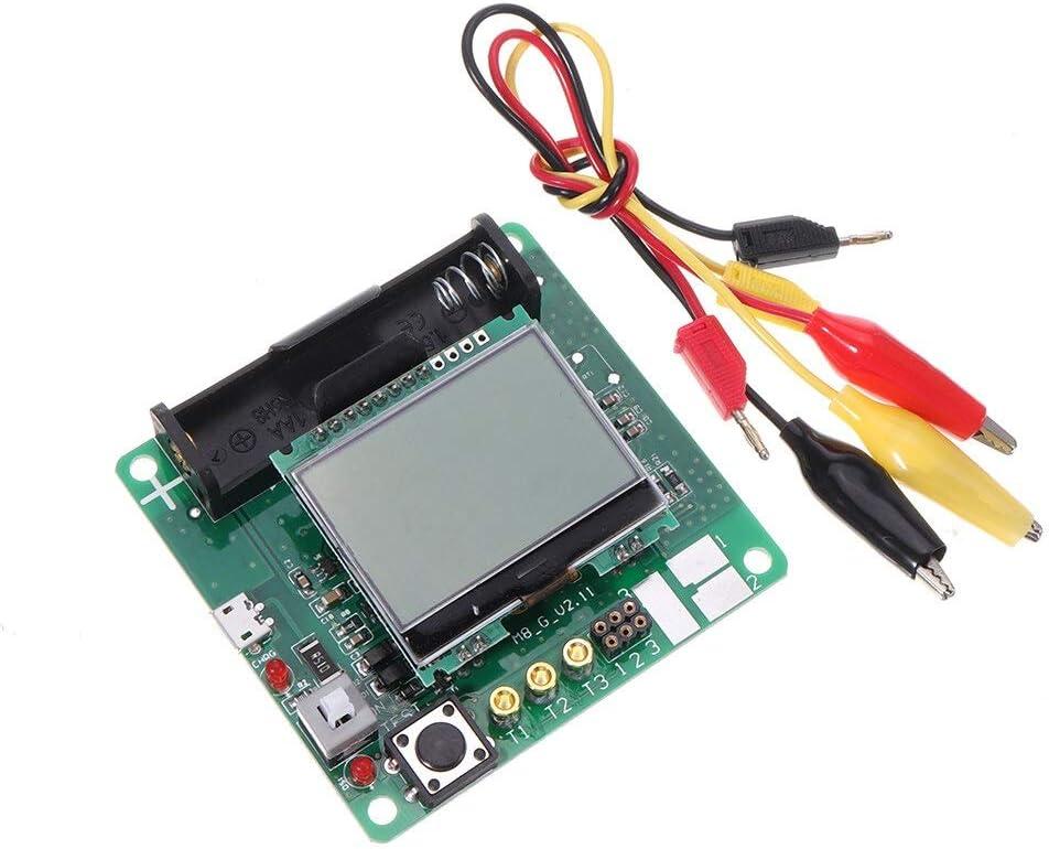 KEPUSHIYE Mega328 Multimetr Transistor Capa 5 ☆ popular Max 41% OFF Multifunction Tester