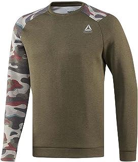Reebok Quik Crew Sweatshirt, Man, Men, Quik Crew