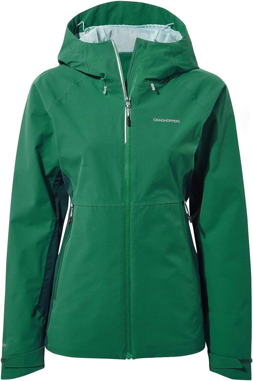 Craghoppers Womens Haidon Jacket Jackets Waterproof Shell