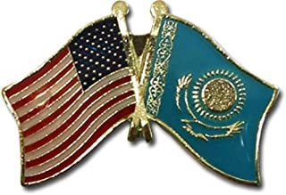 kazakhstan pin