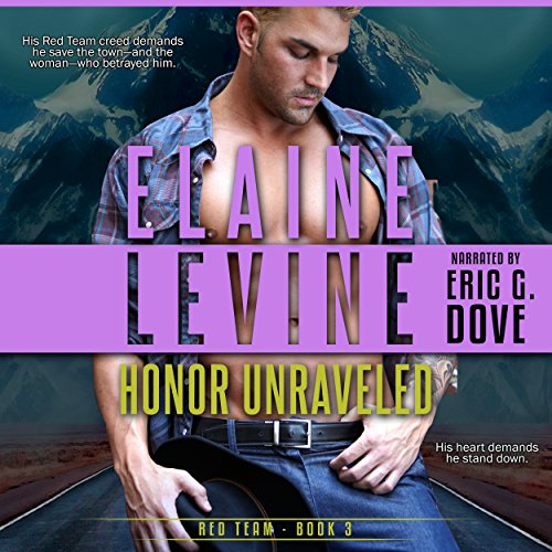 Honor Unraveled audiobook cover art