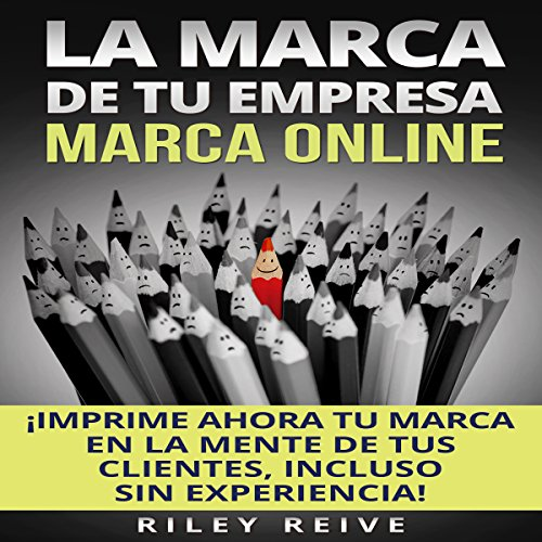 La Marca de tu Empresa: Marca Online [Your Company's Online Brand] audiobook cover art