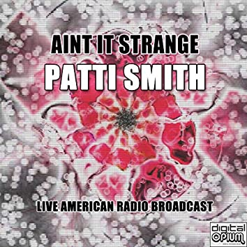 Aint It Strange (Live)