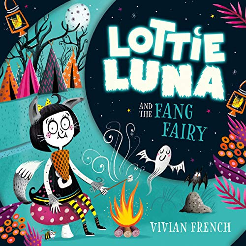 Lottie Luna and the Fang Fairy Titelbild