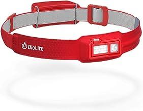 BioLite HeadLamp 330 Lumen No-Bounce Rechargeable Head Light
