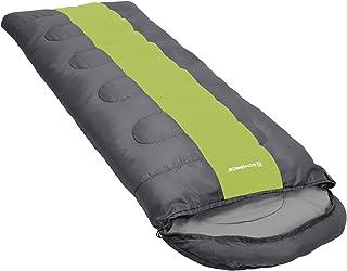 comprar comparacion SONGMICS Saco de Dormir, Bolsa de Dormir Ancha, 4 Estaciones, Fácil de Llevar, Ligera, Compacta, para Excursión de Camping...