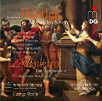 Handel: Alessandro Severo / Manzaro: Don Crepuscolo (2011-03-08)
