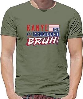 Kanye for President 2020 - Mens T-Shirt - 13 Colours