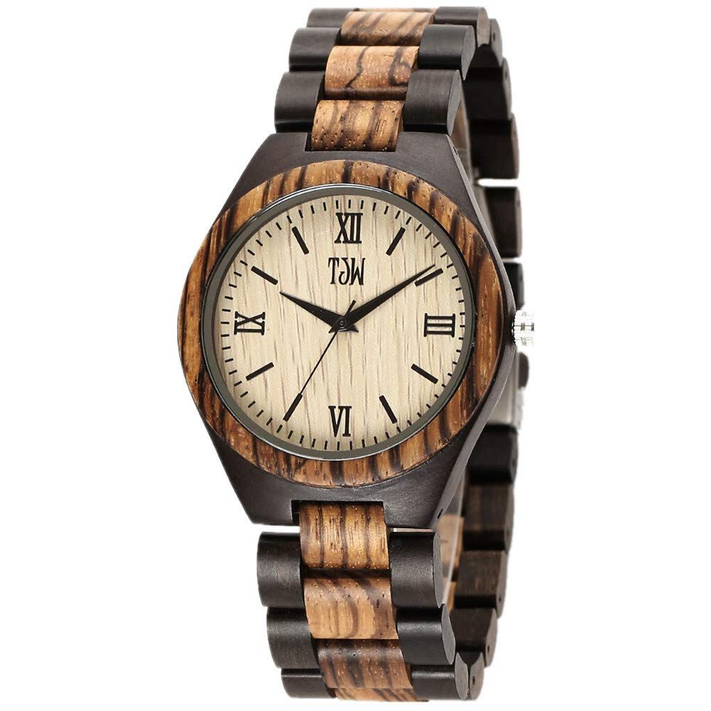 TJW Natural Watches Handmade 6006 4M