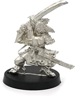 Stonehaven Tengu Samurai Miniature Figure (for 28mm Scale Table Top War Games) - Made in USA