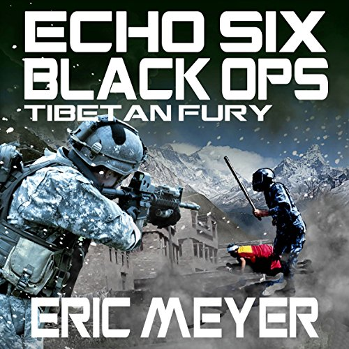 Echo Six: Black Ops 7 audiobook cover art