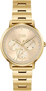 Hugo BOSS Women's Analogue Quartz Watch with Stainless Steel Strap 1502572