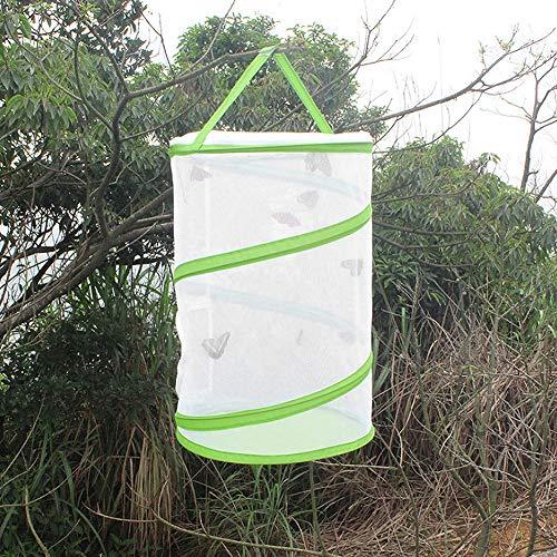 Zuchtkäfig, Zuchtkäfig, lange Nutzungsdauer, mit Polyester-Garnnetz, Polyestergaze für lange Nutzungsdauer.