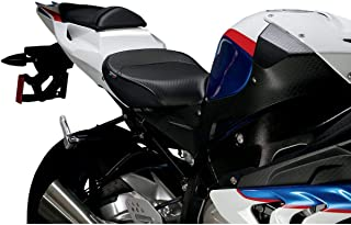 Sargent World Sport Performance Motorcycle Seat Standard Black w/Black Accent - Fits: BMW S1000RR 2012-2014