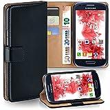 MoEx® Booklet mit Flip Funktion [360 Grad Voll-Schutz] für Samsung