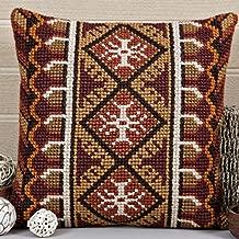 Twilleys of Stamford Maya Large Count Cushion Cross Stitch Kit