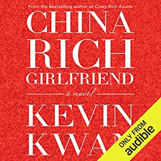 Couverture de China Rich Girlfriend