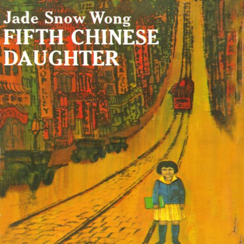 Fifth Chinese Daughter audiobook cover art