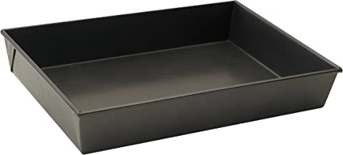 WINCO HRCP-1812 Rectangular Non-Stick Cake Pan, 18-Inch by 12-Inch, Aluminized Steel