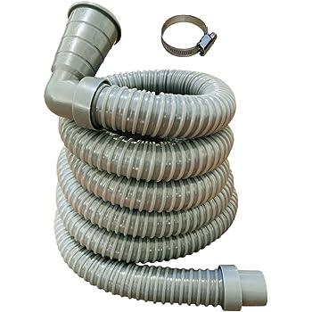 Pvc Washing Machine Tube Water Pipe Extension Parts Household Fshion Hose LI