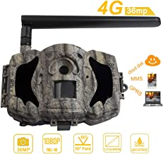 Boly MG984G-36M 4G 2-Way Wireless Security Trail Camera