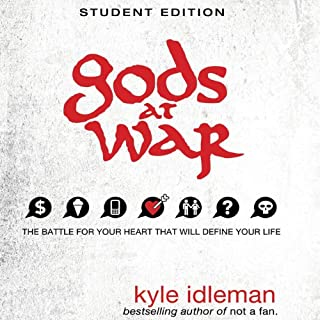 Gods at War Student Edition cover art