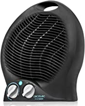 Cecotec 9500 Force Ready Warm - Calefactor Vertical, 3 Modos, Termostato Regulable, Protección Sobrecalentamiento, Sistema Antivuelco, 2000 W