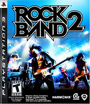Rock Band 2 - Playstation 3  Game only
